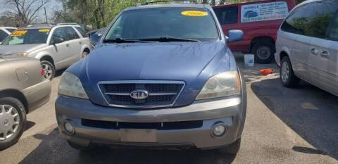 2006 Kia Sorento for sale at Anthony's Auto Sales of Texas, LLC in La Porte TX