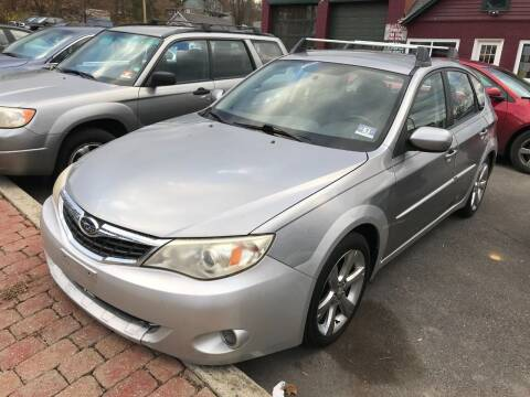 2008 Subaru Impreza for sale at DPG Enterprize in Catskill NY