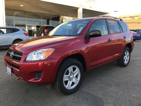 2012 Toyota RAV4 for sale at Autos Wholesale in Hayward CA