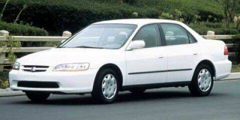 1999 Honda Accord for sale at SCOTT EVANS CHRYSLER DODGE in Carrollton GA