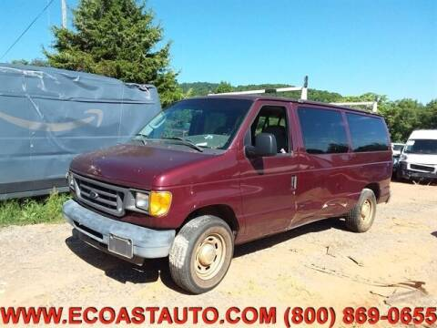 2004 Ford E-Series Wagon for sale at East Coast Auto Source Inc. in Bedford VA