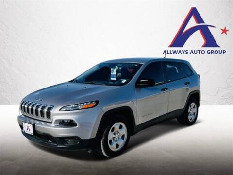 2017 Jeep Cherokee for sale at ATASCOSA CHRYSLER DODGE JEEP RAM in Pleasanton TX