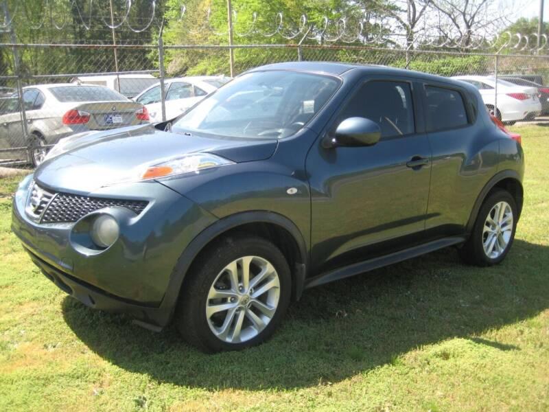 2011 Nissan JUKE for sale at Carland Enterprise Inc in Marietta GA