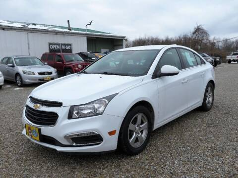 2016 Chevrolet Cruze Limited for sale at Low Cost Cars in Circleville OH