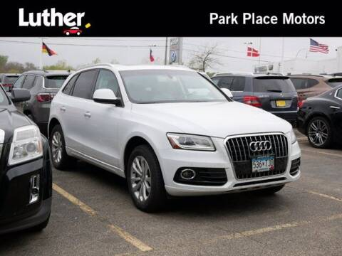 2015 Audi Q5 for sale at Park Place Motor Cars in Rochester MN