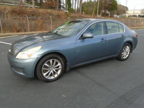 2008 Infiniti G35 for sale at Atlanta Auto Max in Norcross GA