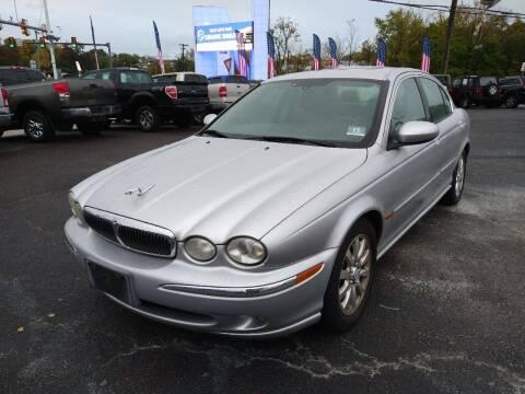 2003 Jaguar X-Type for sale at P J McCafferty Inc in Langhorne PA