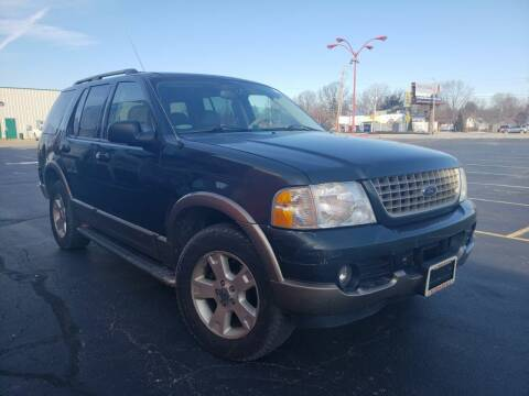 2003 Ford Explorer for sale at speedy auto sales in Indianapolis IN