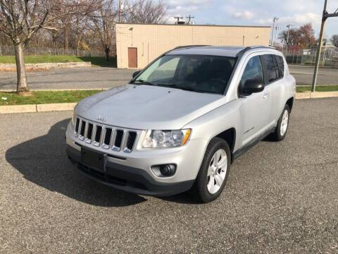 2011 Jeep Compass for sale at Cars With Deals in Lyndhurst NJ