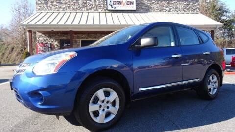 2011 Nissan Rogue for sale at Driven Pre-Owned in Lenoir NC