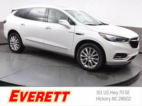 2019 Buick Enclave for sale at Everett Chevrolet Buick GMC in Hickory NC