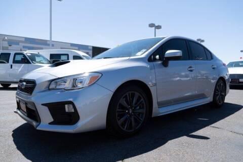 2019 Subaru WRX for sale at Choice Motors in Merced CA