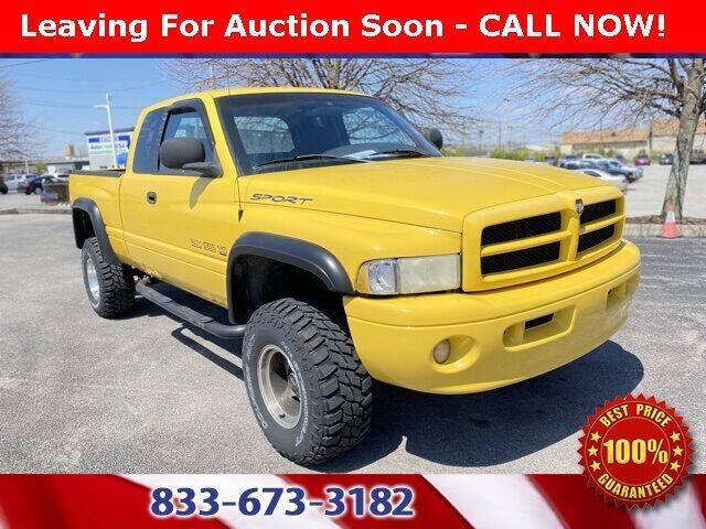 1999 Dodge Ram Pickup 1500 for sale at Glenbrook Dodge Chrysler Jeep Ram and Fiat in Fort Wayne IN
