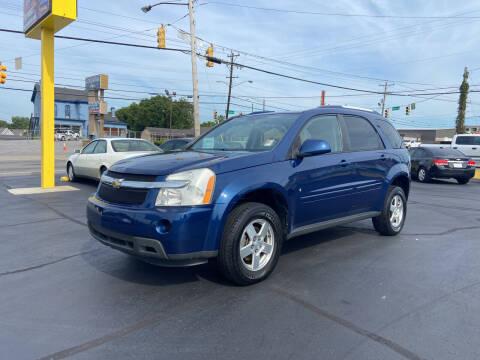 2009 Chevrolet Equinox for sale at Rucker's Auto Sales Inc. in Nashville TN