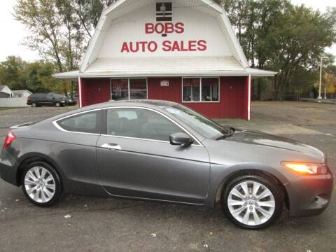 2009 Honda Accord for sale at Bob's Auto Sales in Canton OH