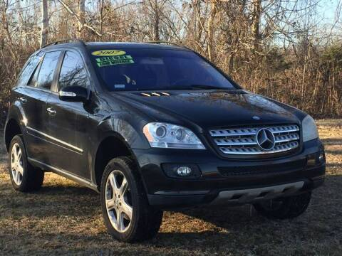 2007 Mercedes-Benz M-Class for sale at Essen Motor Company, Inc in Lebanon TN