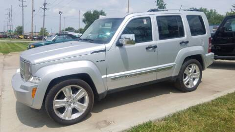 2011 Jeep Liberty for sale at Downing Auto Sales in Des Moines IA