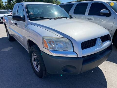 2007 Mitsubishi Raider for sale at Auto Solutions in Warr Acres OK
