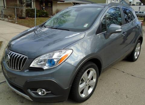 2015 Buick Encore for sale at Waukeshas Best Used Cars in Waukesha WI