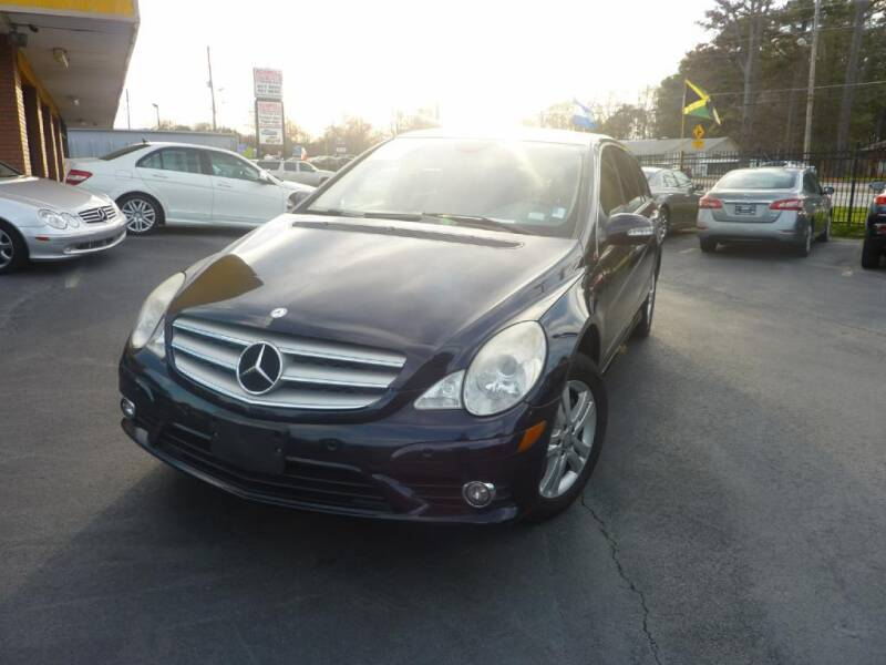 2008 Mercedes-Benz R-Class for sale at Roswell Auto Imports in Austell GA