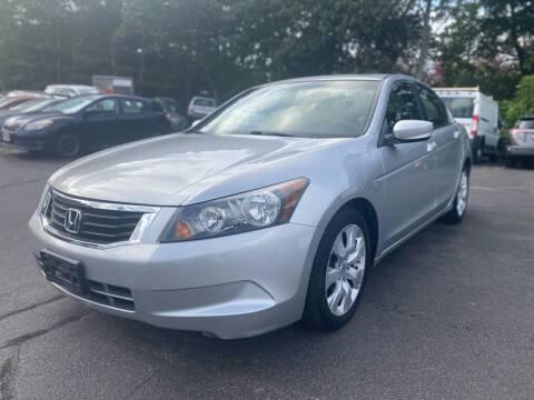2009 Honda Accord for sale at SOUTH SHORE AUTO GALLERY, INC. in Abington MA