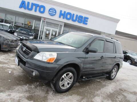 2004 Honda Pilot for sale at Auto House Motors in Downers Grove IL