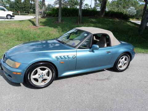 1997 BMW Z3 for sale at Premier Motorcars in Bonita Springs FL