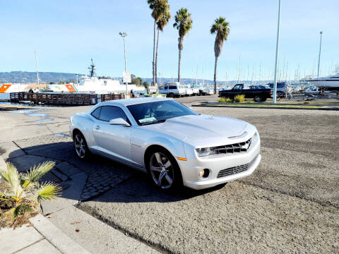2010 Chevrolet Camaro for sale at Imports Auto Sales & Service in Alameda CA