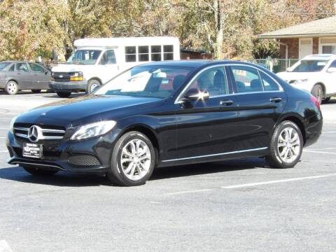 2015 Mercedes-Benz C-Class for sale at Access Auto in Kernersville NC