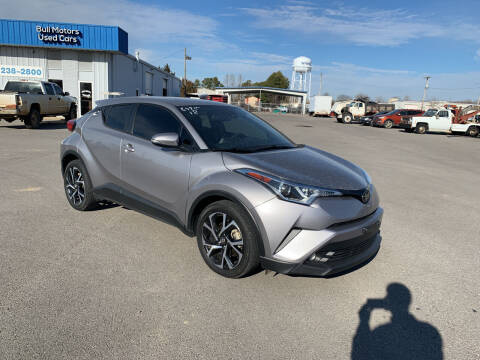 2018 Toyota C-HR for sale at BULL MOTOR COMPANY in Wynne AR