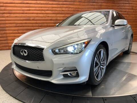 2014 Infiniti Q50 for sale at Dixie Imports in Fairfield OH