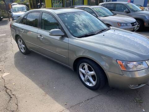 2007 Hyundai Sonata for sale at Once and Done Motorsports in Chico CA