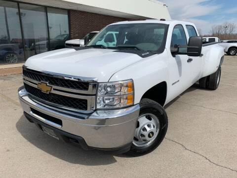 2012 Chevrolet Silverado 3500HD for sale at Auto Mall of Springfield in Springfield IL