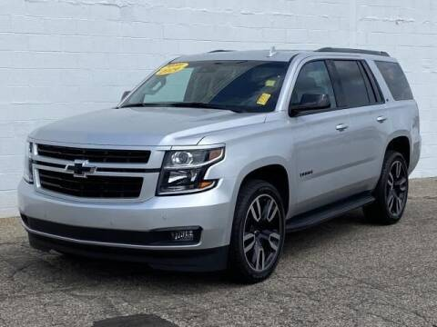 2019 Chevrolet Tahoe for sale at TEAM ONE CHEVROLET BUICK GMC in Charlotte MI