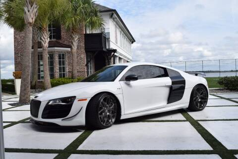 2010 Audi R8 for sale at Gulf Coast Exotic Auto in Biloxi MS