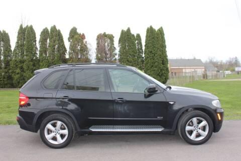 2007 BMW X5 for sale at D & B Auto Sales LLC in Washington Township MI
