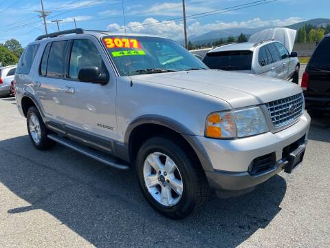 2005 Ford Explorer for sale at Low Auto Sales in Sedro Woolley WA