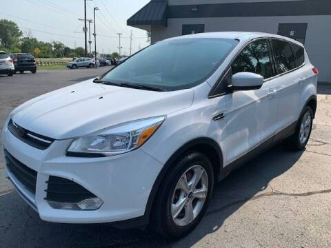 2016 Ford Escape for sale at Lighthouse Auto Sales in Holland MI