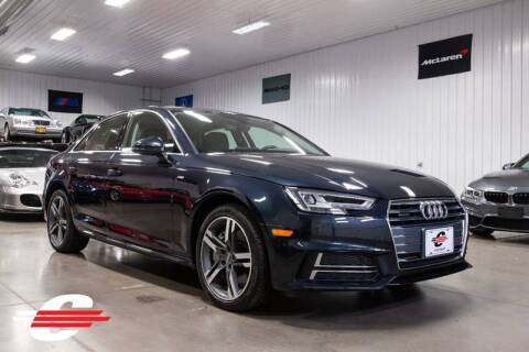 2017 Audi A4 for sale at Cantech Automotive in North Syracuse NY