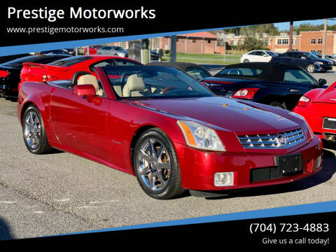 2008 Cadillac XLR for sale at Prestige Motorworks in Concord NC