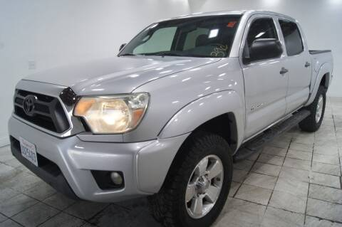 2012 Toyota Tacoma for sale at Sacramento Luxury Motors in Carmichael CA