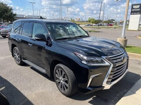 2019 Lexus LX 570 for sale at JOE BULLARD USED CARS in Mobile AL