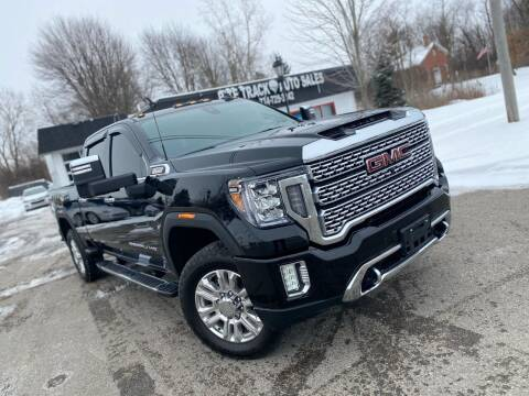 2020 GMC Sierra 2500HD for sale at Rite Track Auto Sales in Canton MI