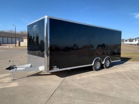 2021 ATC RAVEN CAR HAULER #1358 for sale at Prairie Wind Trailers, LLC in Harrisburg SD