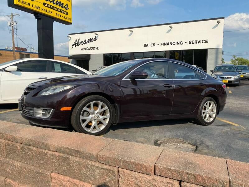 2009 Mazda MAZDA6 for sale in Cincinnati, OH