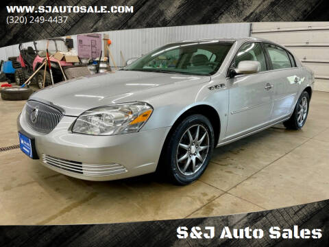 2006 Buick Lucerne for sale at S&J Auto Sales in South Haven MN