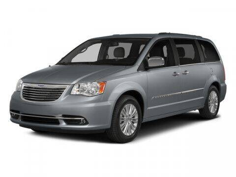 2015 Chrysler Town and Country for sale at DAVID McDAVID HONDA OF IRVING in Irving TX