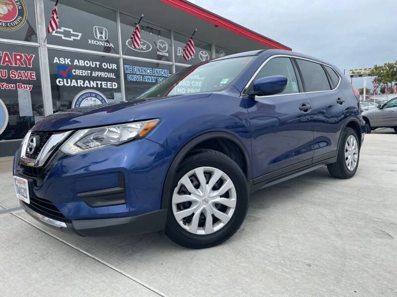2017 Nissan Rogue for sale at VR Automobiles in National City CA