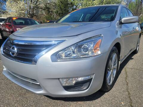 2014 Nissan Altima for sale at Ace Auto Brokers in Charlotte NC