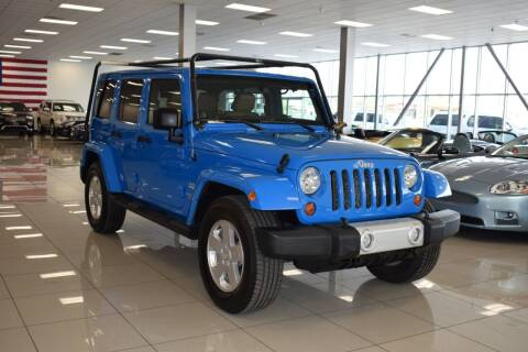 2011 Jeep Wrangler Unlimited for sale at Legend Auto in Sacramento CA